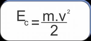 Equação Energia Cinética