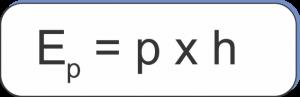 Equação Energia Potencial