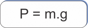 Equação Cálculo do Peso