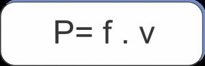 Equação Cálculo Potência Mecânica