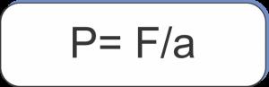Equação Cálculo Pressão