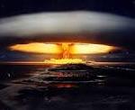 Imagem Explosão Atômica