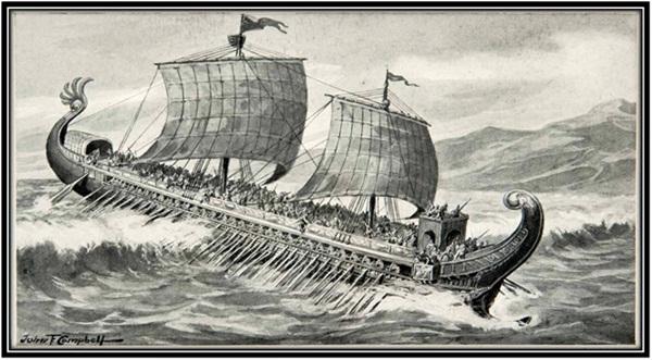 Embarcação Fenícia