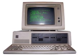 Computador com Processador 286