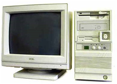 Computador com Processador 386
