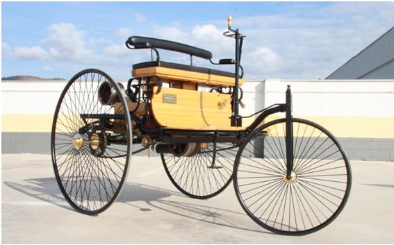Primeiros Automóveis