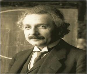 Albert Einstein. Forças da Natureza.