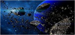 Asteroides e Meteroides. Forças da Natureza.