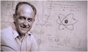 Enrico Fermi. Forças da Natureza.