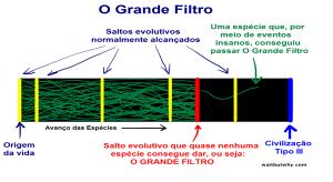 O GRANDE FILTRO