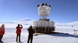 Pesquisa de Física Quântica na Antártida