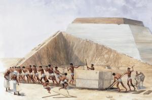 Construção de Pirâmide