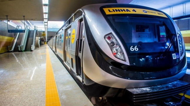 Trem (Metrô)