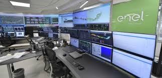 Sala de Controle Moderna Utilizando Sistema Eletrônico Digital - Microprocessada