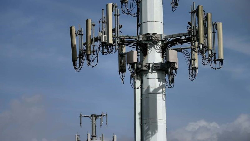 Antena de Telefonia 5.0 G