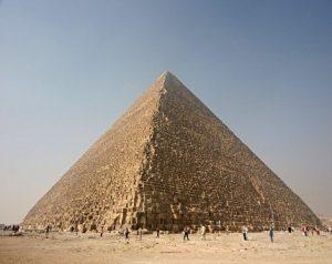 Pirâmide de Queops